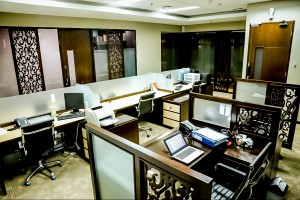 Cubicle Office 1