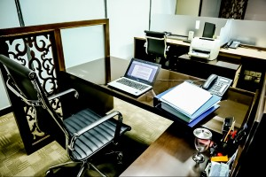 Cubicle Office 3