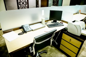 Cubicle Office 4